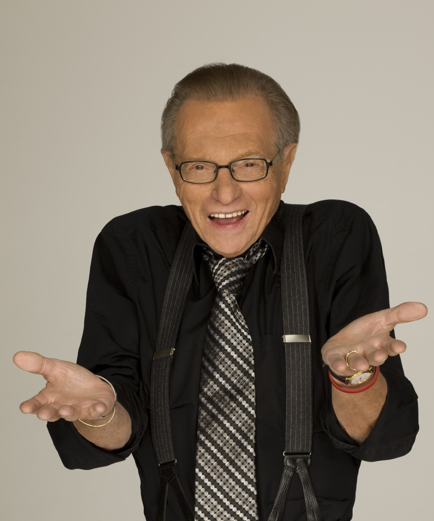 Watch Larry King the iconic host of Larry King Live as he interviews athletes celebrities and musicians only on Larry King Now