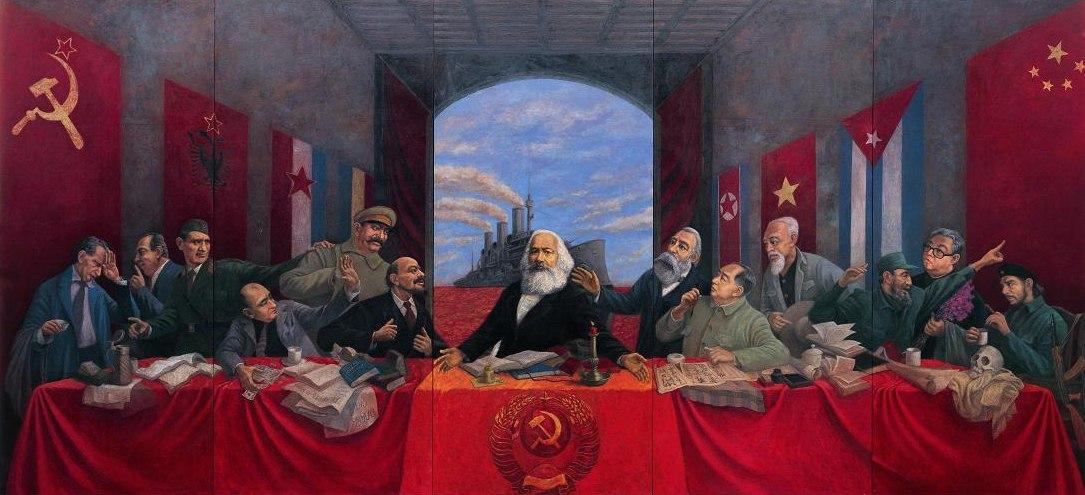 На данный момент все дискуссии о проблемах российской экономики идут исключительно в социалистическом ключе даже среди оппозиции.