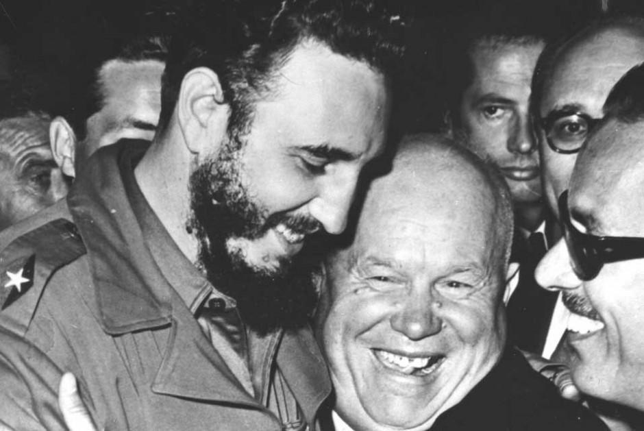 Советское гоблололо ивеликоравное ему кубинское существо, додумавшееся написать «Письмо Армагеддона».
