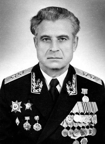 Архипов, удержавший Савицкого от запуска ядерной торпеды.