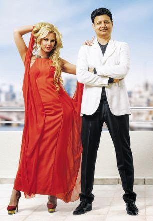 Kamaliya and Zahoor - Meet The Russians. Coming to FOX this September.