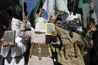 Palistinian Arab Terrorist Thugs