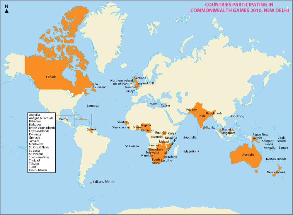 2010-commonwealth-games-participating-nations