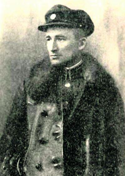 Товарищ Мельник.