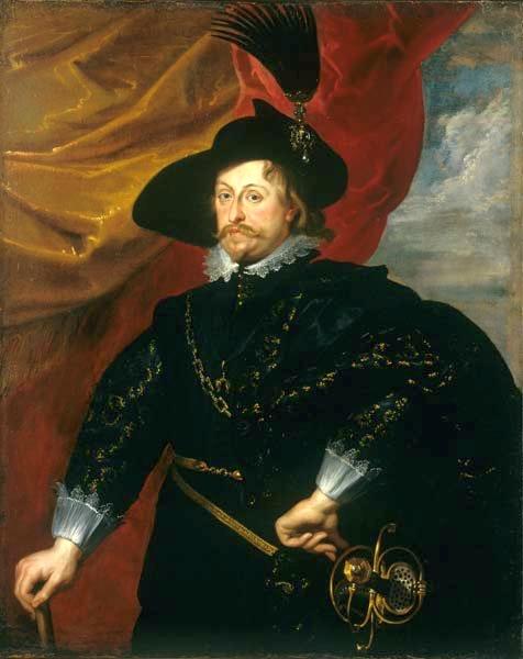 Несостоявшийся русский царь Владислав I.