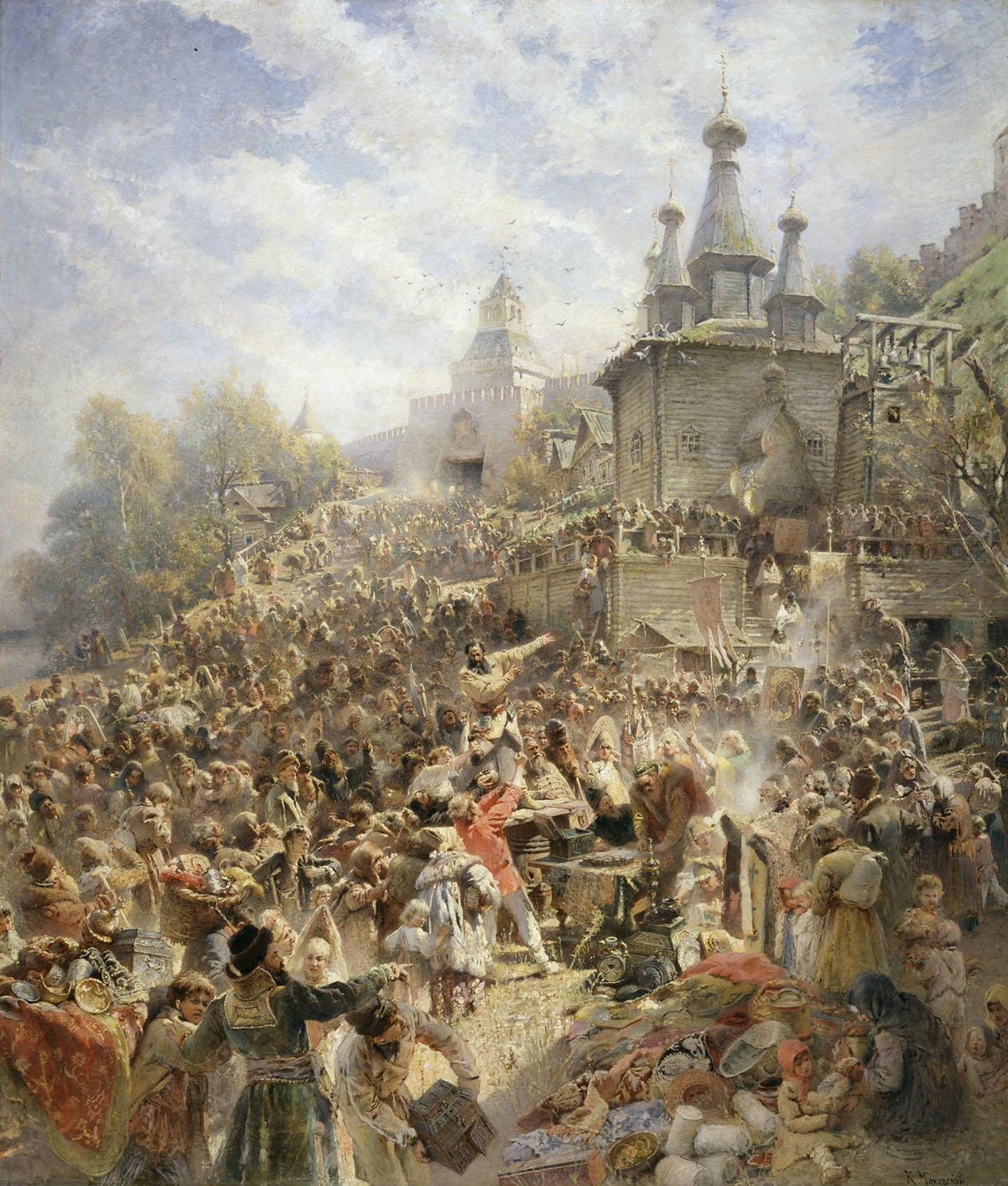 Всенародный сбор средств на ополчение. Триста лет традиций русского краудфандинга!