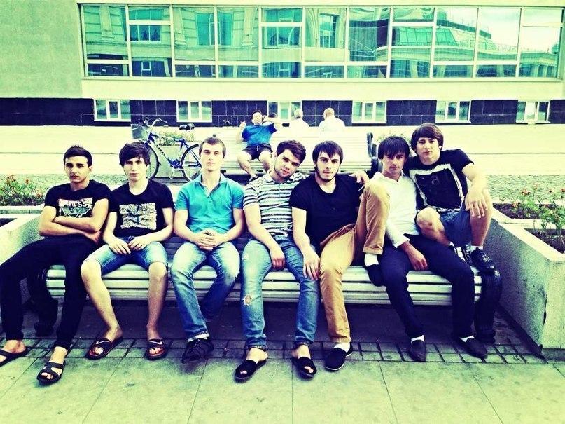 фото кавказцев с русскими