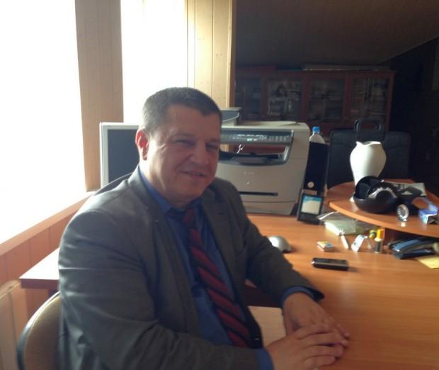 Представитель крымско-татарского меджлиса Али Хамзин