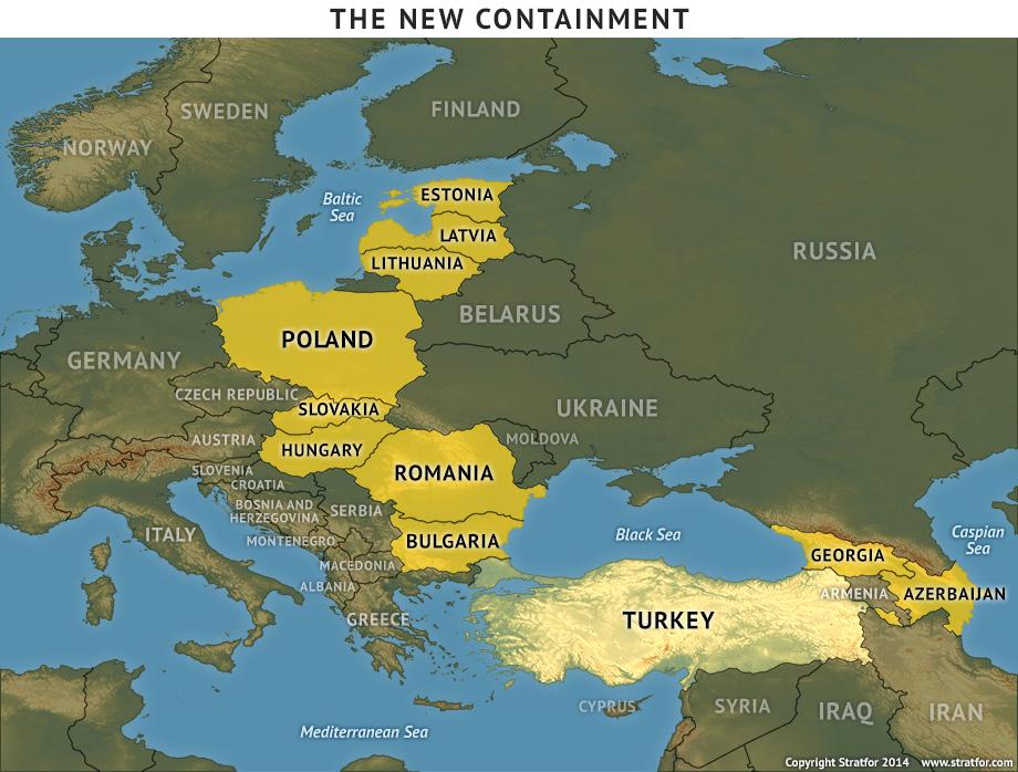 Фридман предлагает строить новую систему антироссийских альянсов вне пределов НАТО, как отдельную структуру, специально созданную для изоляции России.