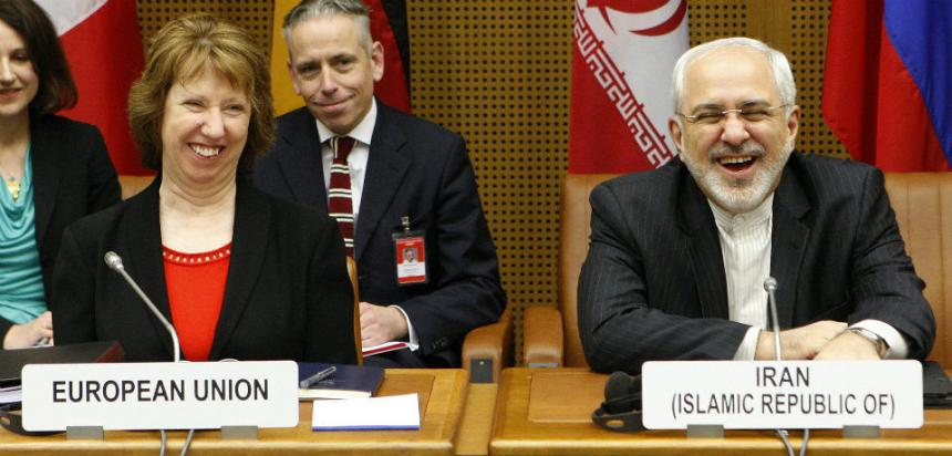 Эштон и Рухани