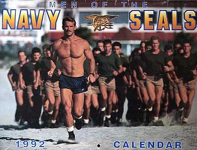 S.Helvenston.1992.SEALs.Calendar