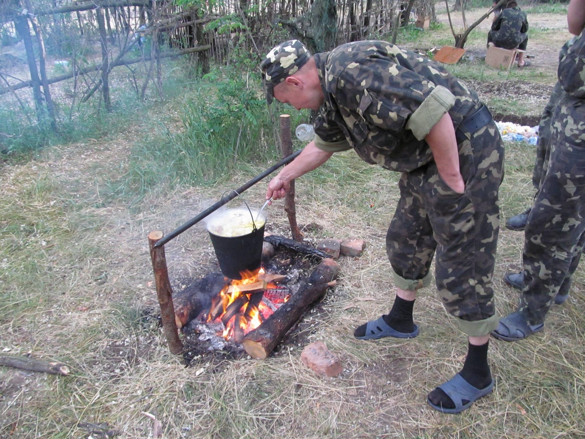 Централизованная система снабжения великоукраинских войск попринципу «что смогли купить наприсланные родными деньги— тоижрем»