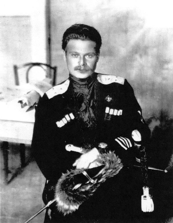 Генерал Шкуро