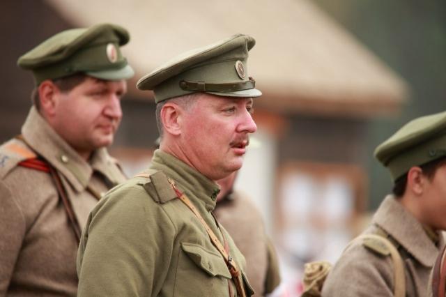 Как говорил генерал-майор Алексей фон Лампе: «Отбоя небыло... Борьба продолжается!»