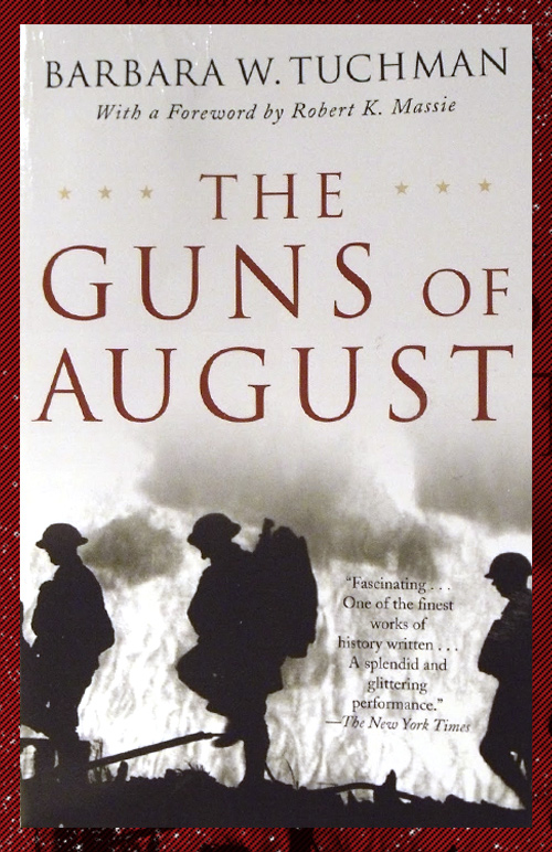 this is the end of the world the black death barbara tuchman Book review: barbara tuchman's 'the guns of august' showed the end of the old world by charles  waiting in hushed and black-clad awe,.