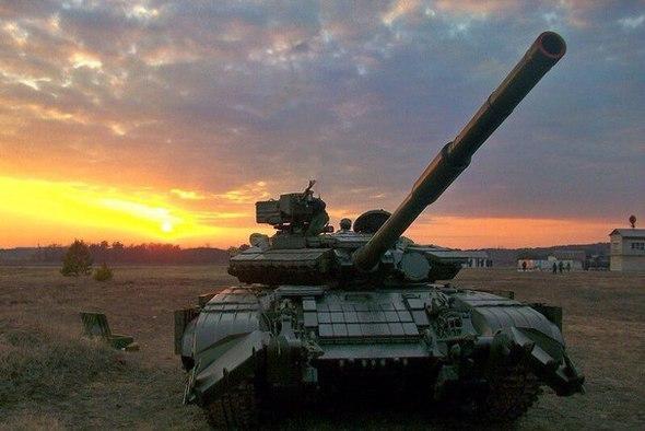 Тот деликатный момент, когда танки въехали, только как бы не въехали.