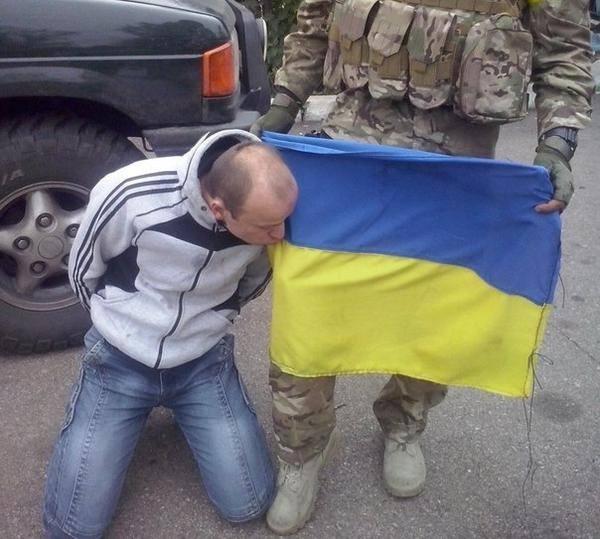 Радуясь успехам украинской демократии, либералы почему-то не думают, что будет с ними, если русские начнут вести себя как украинцы.