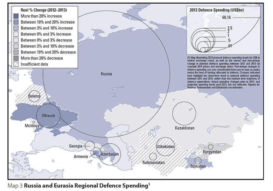 Краткая схема русской внешней