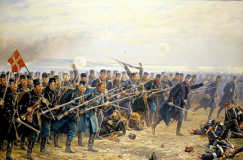 8_brigades_angreb_ved_Dybbøl_1864