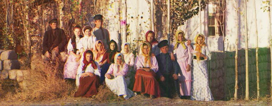 Русская земля Казахстана: Южная Сибирь Kaz403