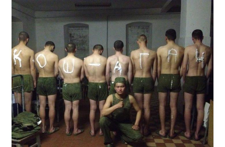 Как трое пьяных казахов 12 русских опускали Kaz04