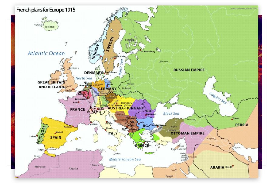 Российская Империя после Первой Мировой Войны Rew4