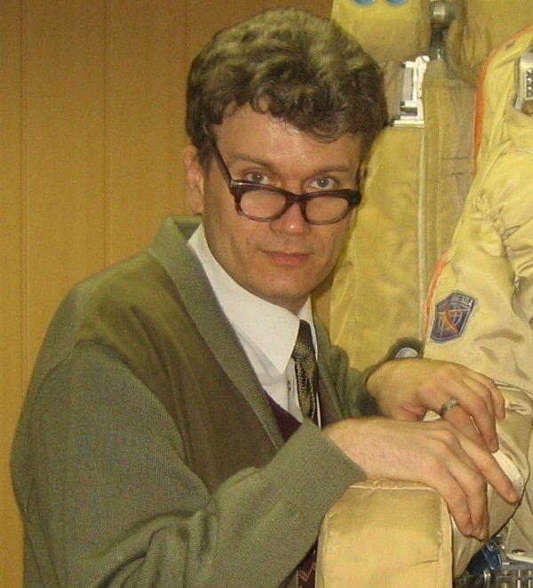 Тот самый Гоша Тарасевич, победитель педофилов, укротитель гомосексов.