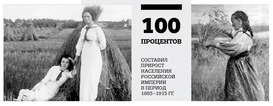 Сельское хозяйство Российской Империи: статистика Agr5