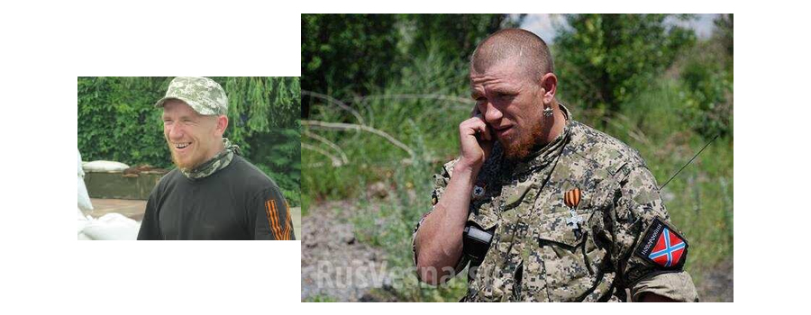War in Donbass: Motorola's Greatest Battles