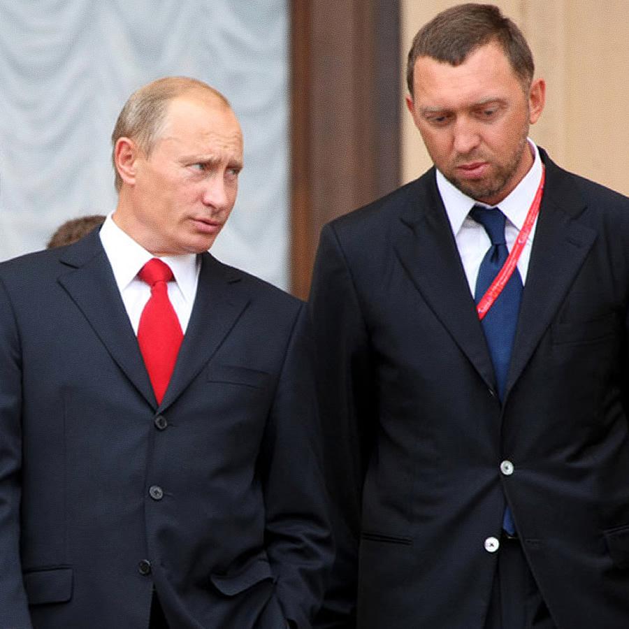 Дерипаска готов сдать Путина американцам — Спутник и Погром