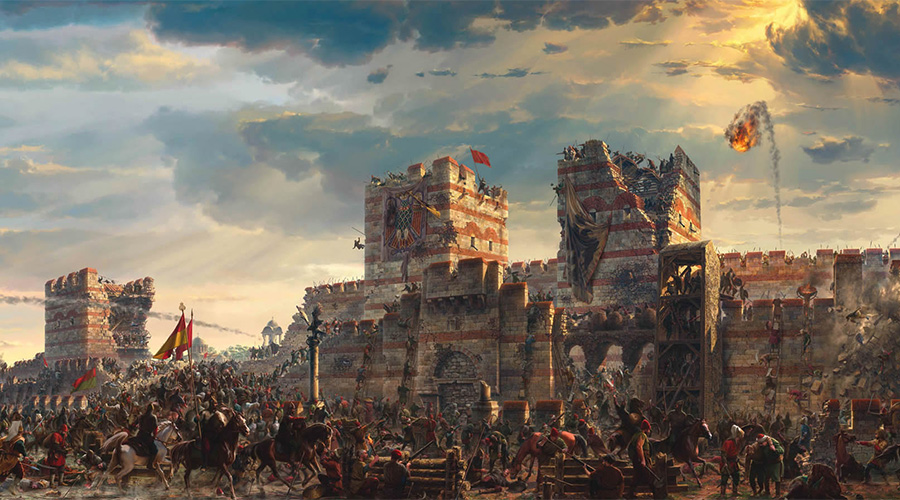 constantinople thesis