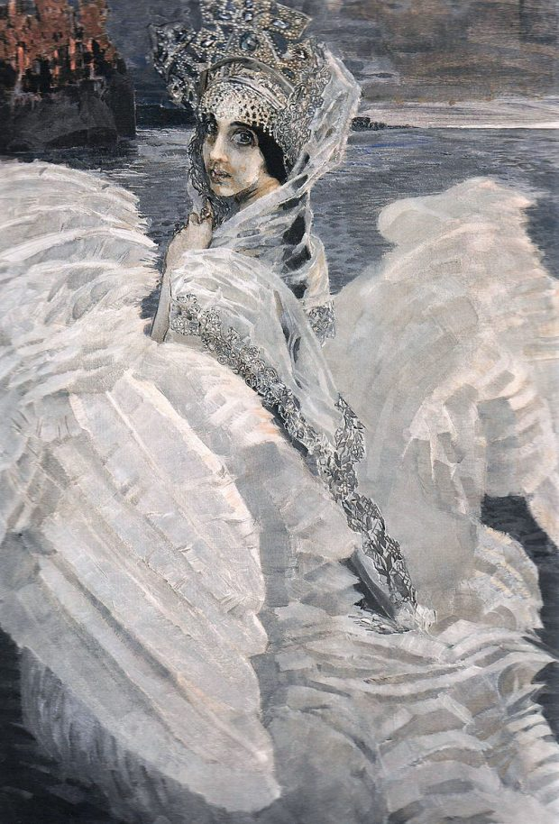 «Царевна-Лебедь» (1900)