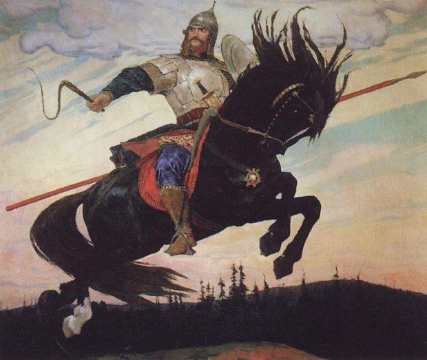 Илья Муромец (1914)