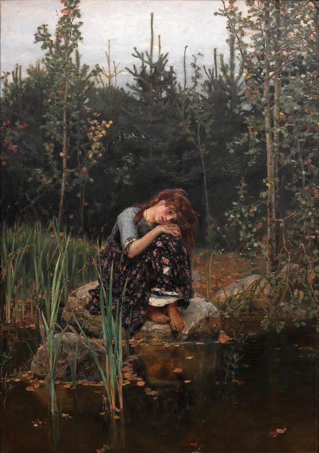 Алёнушка (1881)