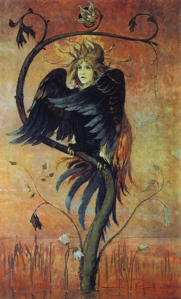 Гамаюн, птица вещая (1897)